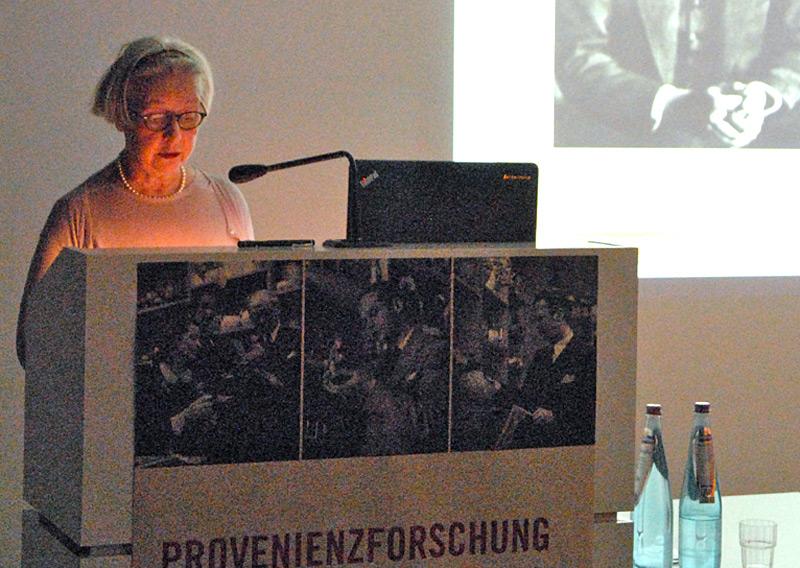 Vortrag/Aufsatz über vier Ostasiatika-Kunsthändler der Weimarer Republik